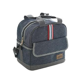 Denim Lunch Thermal Food Insulated Bag