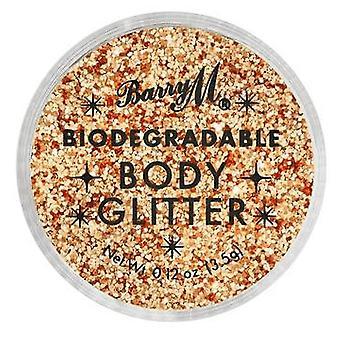 Barry M 3 X Barry M Biodegradowalny brokat ciała - Superksiężyc