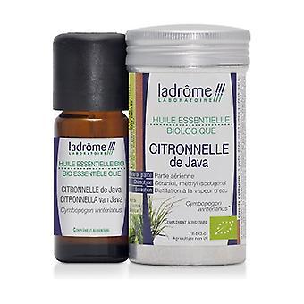 Organic Java Lemongrass essential oil 10 ml of essential oil