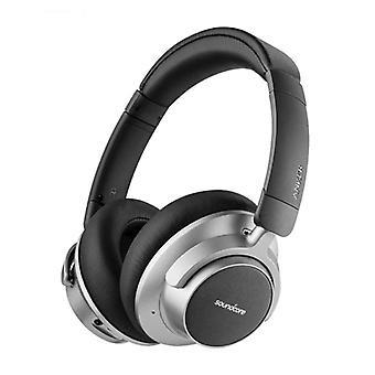 ANKER Soundcore Space NC Langattomat kuulokkeet - Langattomat Bluetooth 5.0 -kuulokkeet Stereo Studio Musta