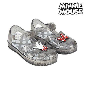 Beach sandals minnie mouse 74422 grey