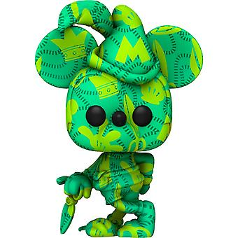 Mickey Mouse Brave Little Tailor(Artist) US Pop! Vinyl