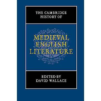 David Wallacen keskiaikaisen englantilaisen kirjallisuuden Cambridgen historia