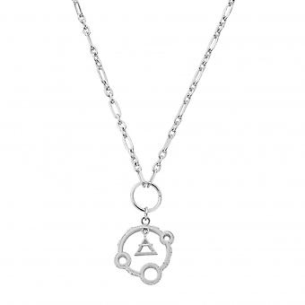 ChloBo Sterling Silver Air Pendant Necklace SN3158