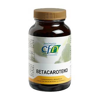 Natural Betacarotene 90 capsules