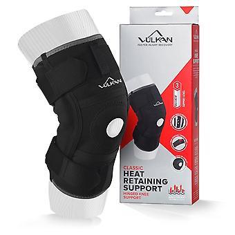 Vulkan Classic 3071 ginocchio incernierato stabilizzato max protezione terapia lesioni brace