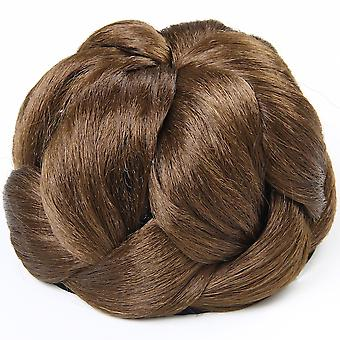 Chignons Donut Roller Bun Wig Hairpiece Hair Piece Bun Hair Tail