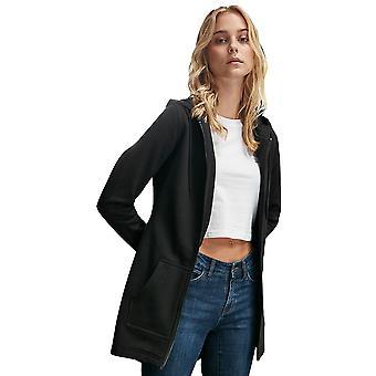 Cotton Addict Womens Sweat Comfortable Casual Parka Coat