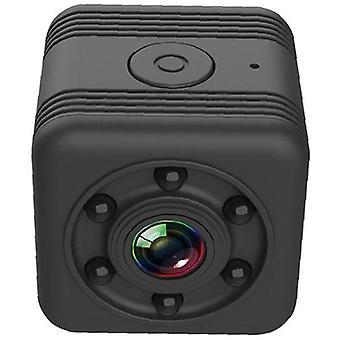 Langaton minikamera WiFi-kamera HD SQ29 Kannettava Yönäkö Liikkeentunnistus Langaton kamera mustalle sisäilmalle (musta)