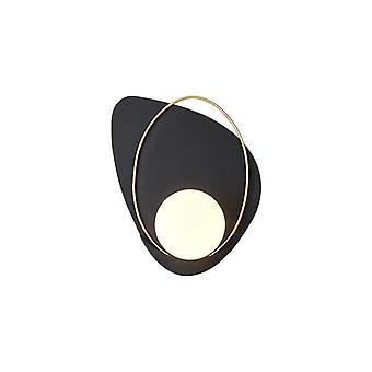 Prostota Sypialnia Dekoracja Walllamp (Czarny)