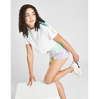 New Sonneti Girls' Skye Crop T-Shirt White
