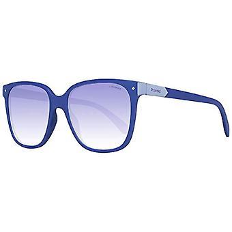 Polaroid PLD 6036/S MF B3V 53 Sonnenbrille, Lila (Violet/Grey), Unisex-Erwachsene