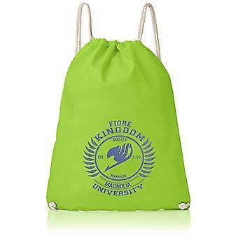Texlab VEND-132433, Unisex Adult Sports Bag, Light Green, 38 cm x 42 cm