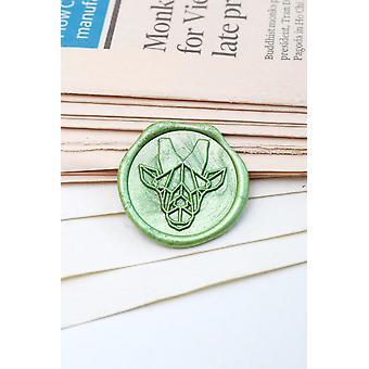 Geometric Giraffe Wax Seal Stamp/wax Seal Stamp Kit