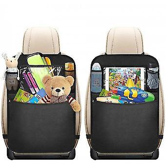 2 Compartment Car Rear Seat Storage Bag