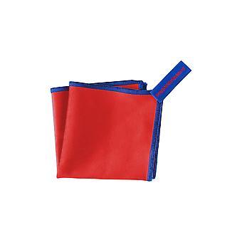 FINGERPRINTS Cleaning Cloth Red Sunglasses