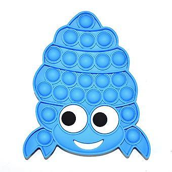 Go bang push pop sensory toys hermit crab educational toys