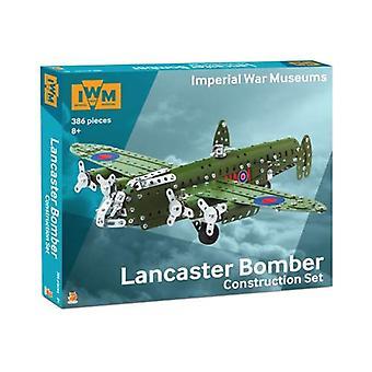 Set di costruzione dell'imperiale war museum Const Set Lancaster Bomber