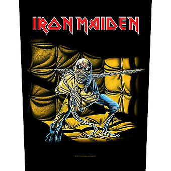Iron Maiden - Piece Of Mind Back Patch