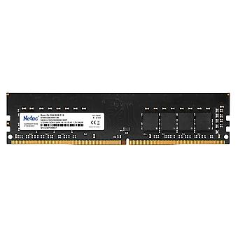 Netac 8GB Geen koellichaam (1 x 8GB) DDR4 2666MHz DIMM Systeemgeheugen