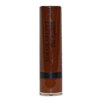 Bourjois Paris Rouge samt Lippenstift 2,4 g Brownette #14
