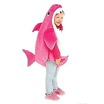 New Cute Baby Shark Stage Performance Costume For Children(110CM)