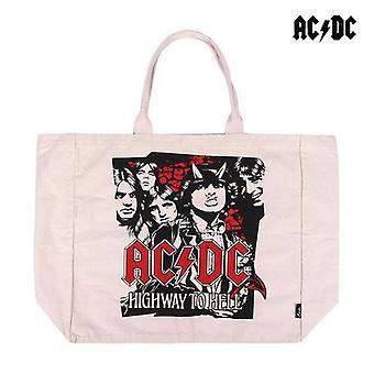Bag ACDC Handles Beige