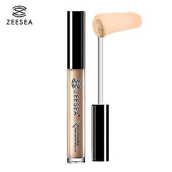 Full Coverage Makeup Cosmetic Pores Dark Circles Brighten Liquid Concealer Concealer(Natural Color)
