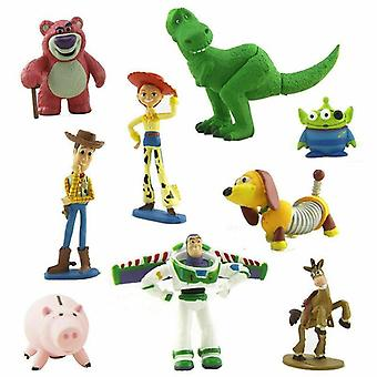 Toy Story Figures Toy/Cake Toppers Kids Dolls Gift