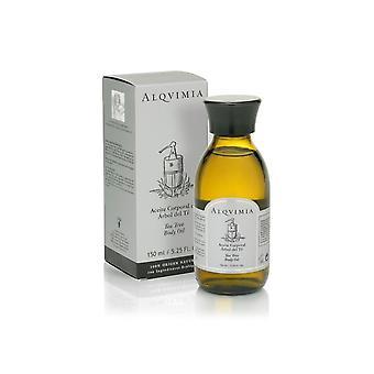 Kroppsolja Tea Tree Alqvimia (500 ml)