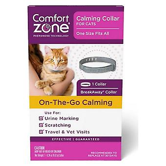 Farnam Comfort Zone On the Go Collier calmant pour chat - 1 compte
