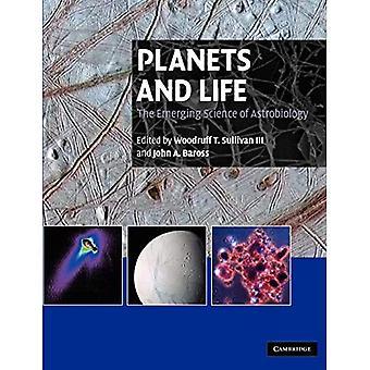 Planètes et vie La science émergente de l'astrobiologie