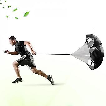 Speed Regenschirm körperliche Kraft Training Widerstand Leichtathletik Laufschirm