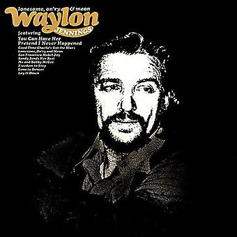 Waylon Jennings - Lonesome on'Ry & bedeuten [CD] USA import