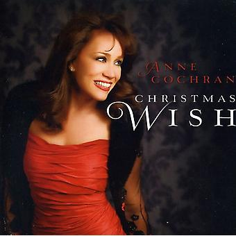 Anne Cochran - Christmas Wish [CD] USA import