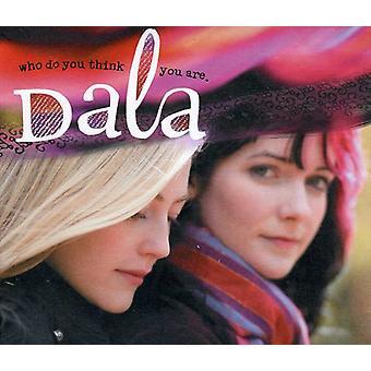 ダラ - はあなたと思います [CD] 米国を輸入して