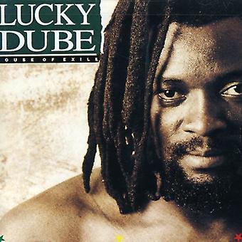 Lucky Dube - importation USA House of Exile [CD]