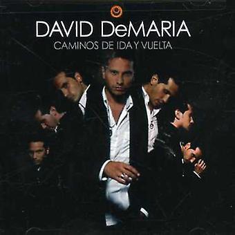 David Demaria - Caminos De Ida Y Vuelta [CD] USA import