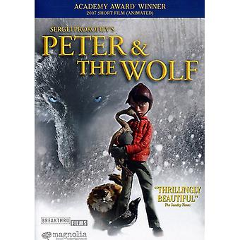 Peter & the Wolf [DVD] USA import