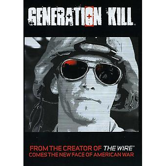 Generation Kill [DVD] USA import