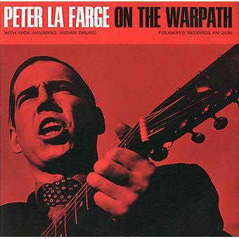 Peter La Farge - Peter Lafarge en la importación de los E.e.u.u. Warpath [CD]