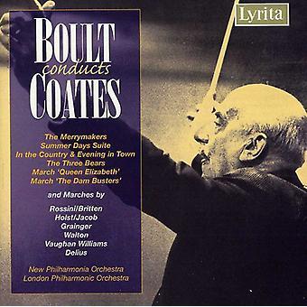E. Coates - Boult Conducts Coates [CD] USA import