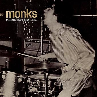 Monks - Early Years 1964-65 [CD] USA import