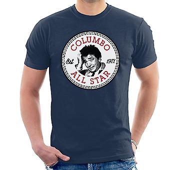Columbo All StarMen T-Shirt zu unterhalten