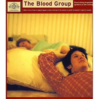 Blood Group - Everything Forgotten Gathers at the Ceiling [CD] USA import