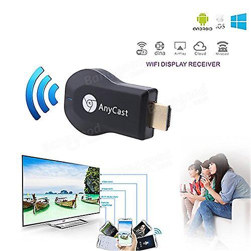 ONX3 WiFi écran Miracast Dongle HDMI Airplay adaptateur DLNA sans fil mise en miroir de récepteur Dongle Wi-Fi pour ZTE Blade A2 Plus