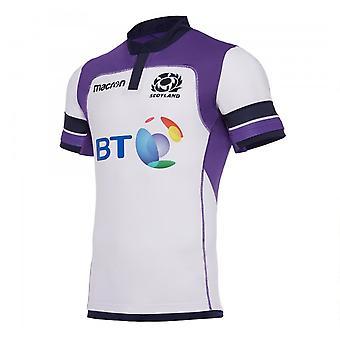 2017-2018-Skotlanti vaihtoehtoinen aito Pro elin sopivat Rugby-paita
