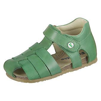 Sapatos de bebés universal Naturino Falcotto Verde Vitello 0011500689019110