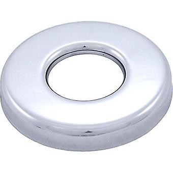 Inter-Fab ESS 1.90-3 Earth Stainless Steel Escutcheon Plate for 1.90
