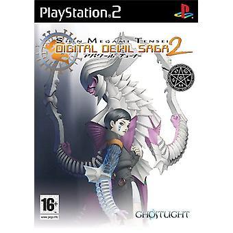 Shin Megami Tensei Digital Devil Saga 2 (PS2) - Usine scellée
